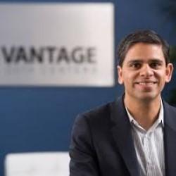 Photo Sureel Choksi, president and CEO, Vantage Data Centers