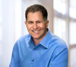 Photo Michael Dell, chairman and CEO at Dell Technologies