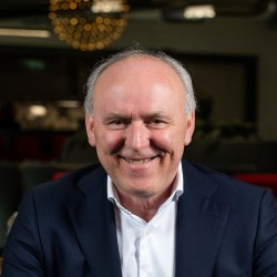 Eugene Bergen Henegouwen, President, EMEA,Equinix