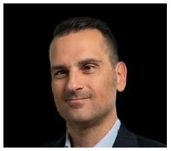 photo Eric Hayes, CEO at Fungible