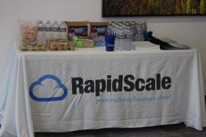 rapid scale managed cloud services